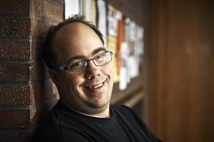 Portrait Foto von Fabian